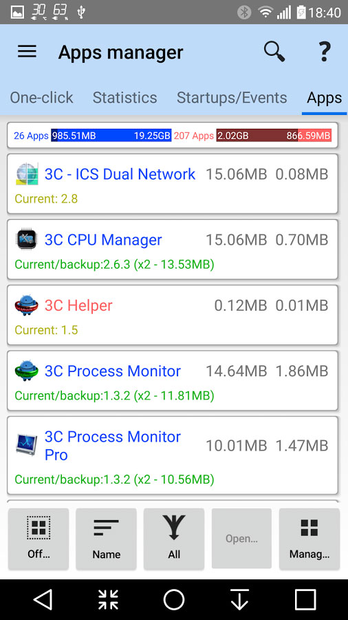 3C Toolbox Pro Android