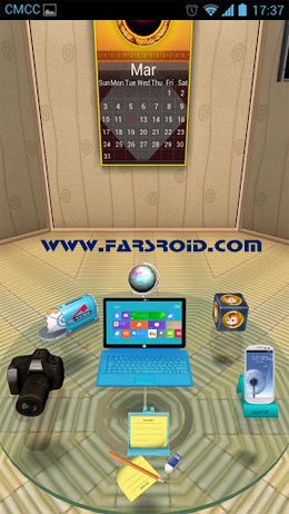 3D Home Android
