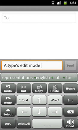 A.I.type Keyboard Plus Android