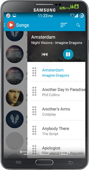 ACEMusic - Music Player Android - موزیک پلیر عالی اندروید