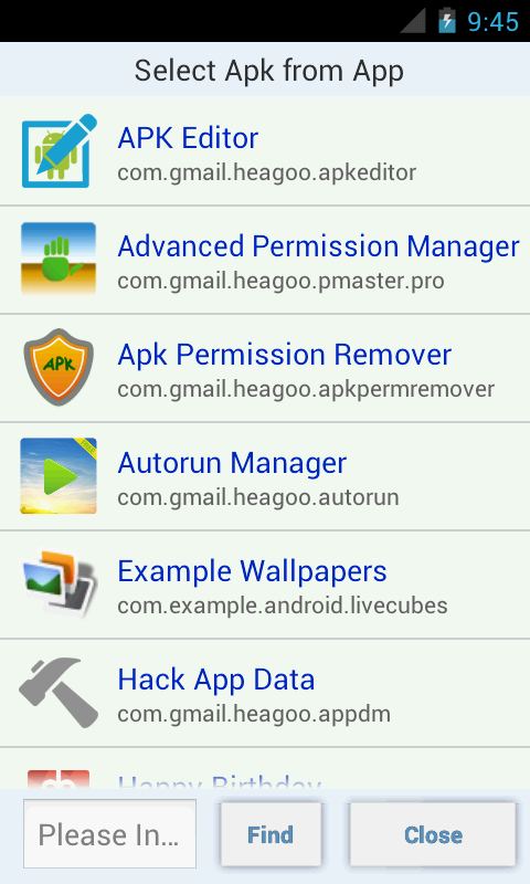 APK Editor Pro Android