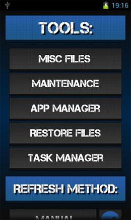 Advanced Explorer Pro 1.1 – فایل منیجر پیشرفته اندروید