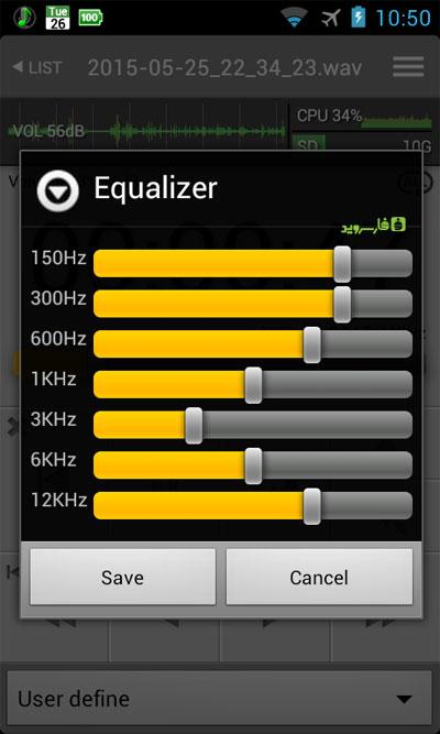 دانلود All That Recorder 3.8.8 – ضبط صوت عالی 4 دلاری اندروید !
