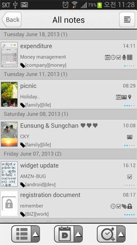 Amazing Note PRO Android - برنامه اندروید