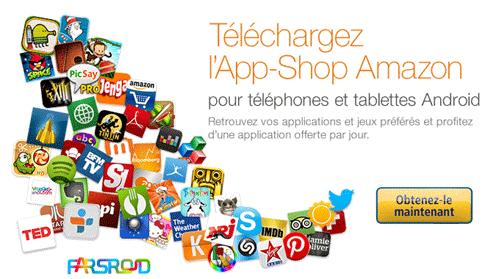 Amazon AppStore - مارکت امازون اندروید + اموزش استفاده