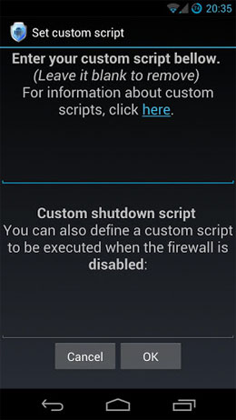 دانلود Android Firewall 2.3.5 – برنامه فایروال قدرتمند اندروید