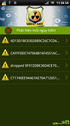 Antivirus Gold Android