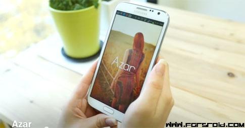 دانلود Azar - Video Chat & Call, Text - مسنجر ویدئویی آذر اندروید!