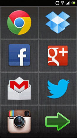 BIG Launcher Android