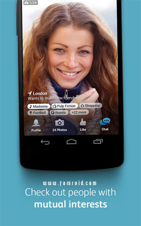 Badoo - Meet New People Android - اندروید جدید