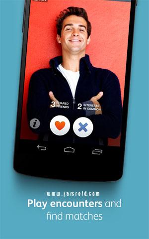 Badoo - Meet New People Android - اندروید جدید