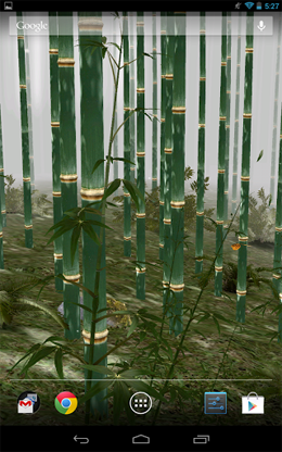 Bamboo Forest 3D Android