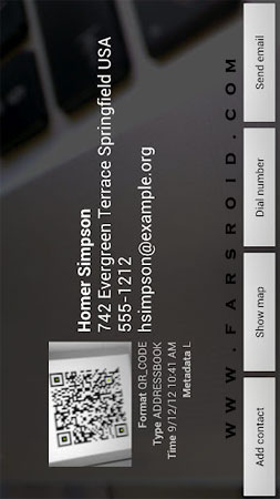 Barcode Scanner Android