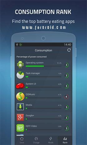 Battery Doctor (Battery Saver) - نرم افزار اندروید