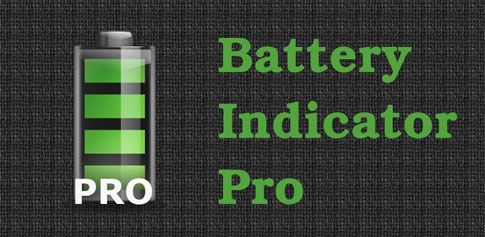 Battery Indicator Pro Android