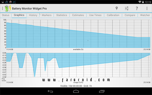 Download Battery Monitor Widget Android Apk - New Free Version