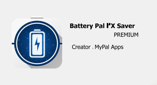 دانلود Battery Pal 2X Saver - اپلیکیشن بهینه ساز اندروید - پرمیوم
