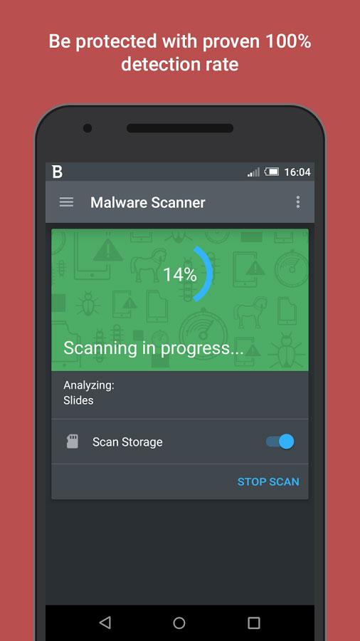 Bitdefender Mobile Security & Antivirus Android