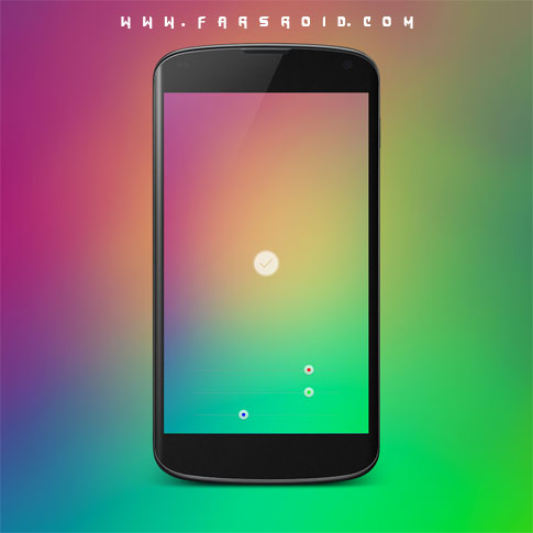 Blur Android - نرم افزار اندروید