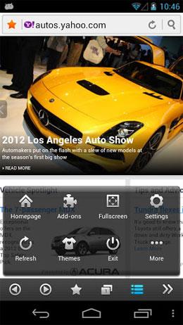 Boat Browser Screenshot
