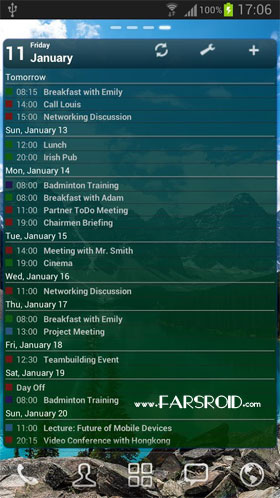 Download Business Calendar Pro Android Apk - NEW
