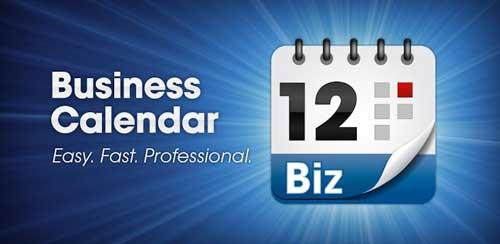 دانلود Business Calendar Pro - تقویم زیبا و قدرتمند اندروید