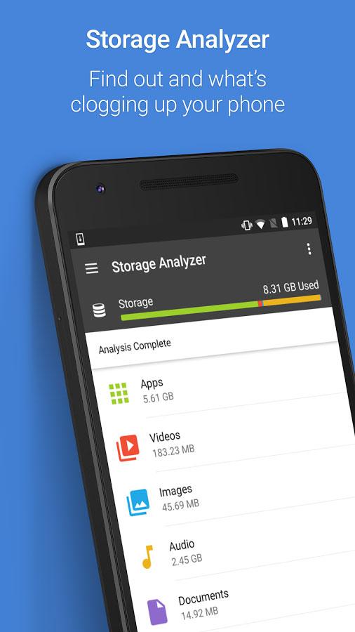CCleaner Android - برنامه جدید اندروید