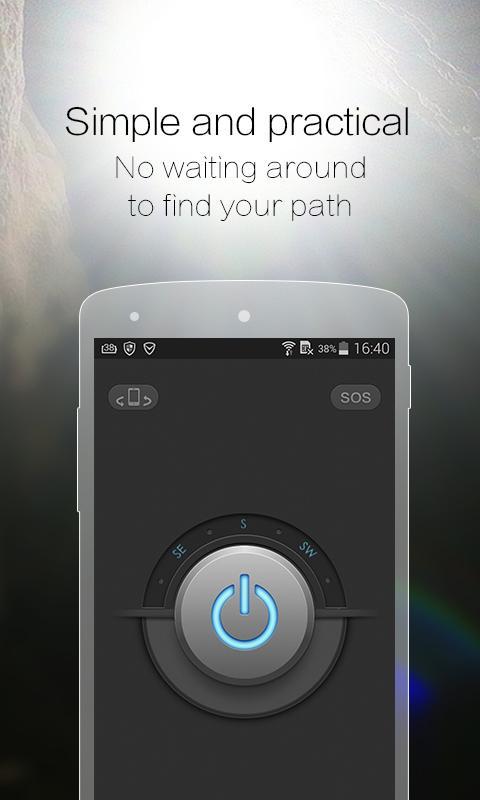 CM Flashlight Android