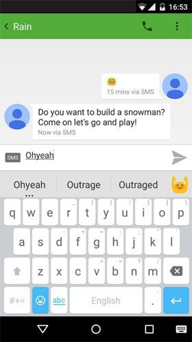 دانلود CM Keyboard 1.5.1 – کیبورد Cheetah Mobile اندروید!