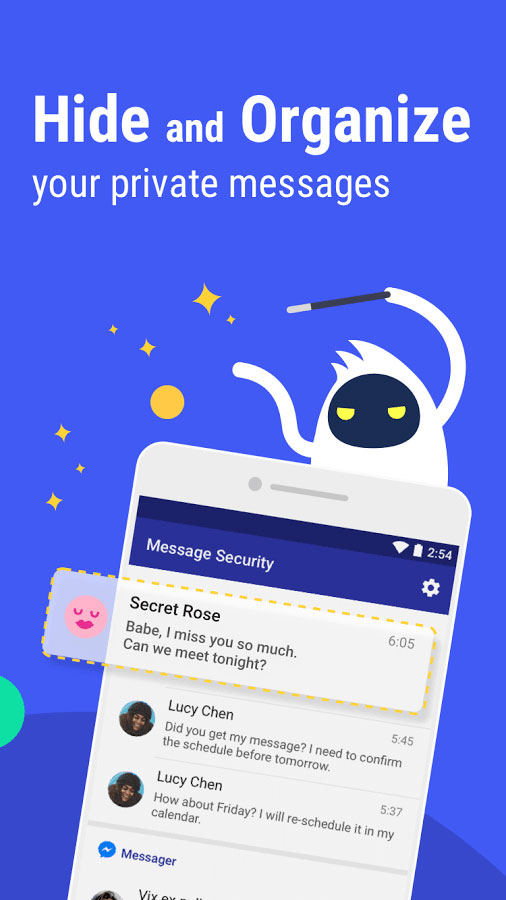 CM Security – Antivirus FREE Android آنتی ویروس اندروید