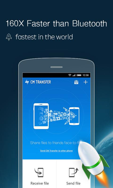 CM Transfer - Share files Android