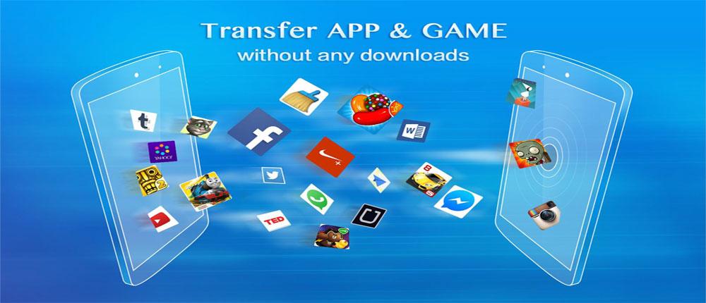 CM Transfer دانلود CM Transfer – Share files 1.5.1.0172 – انتقال سریع فایل آندروید