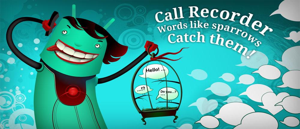 دانلود Call Recorder Pro - برنامه 6 دلاری ضبط دو طرفه مکالمات اندروید