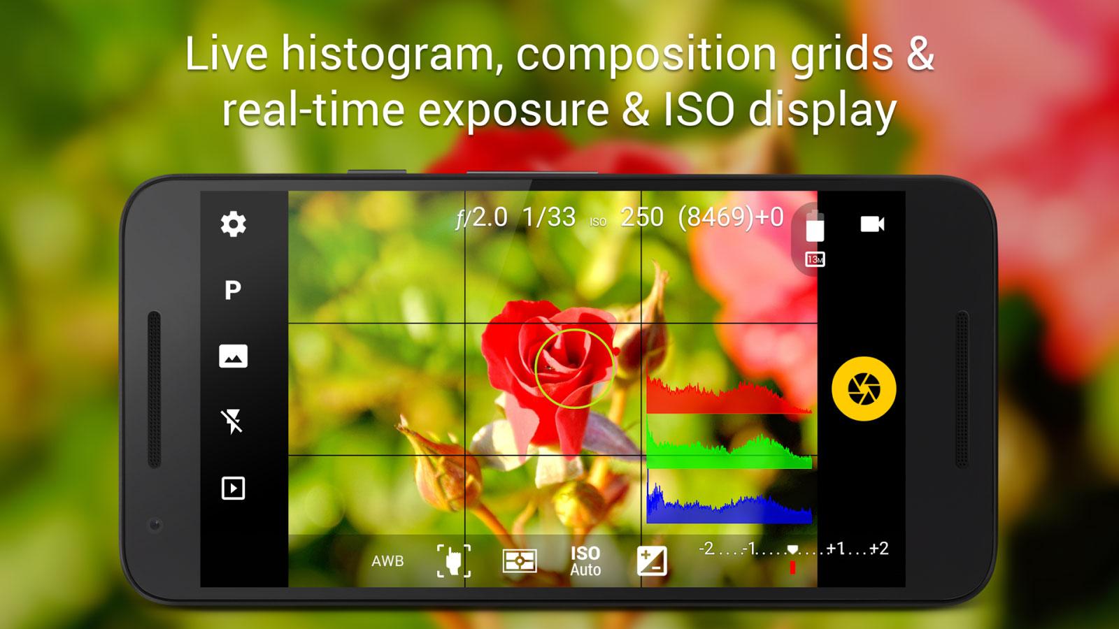 Camera FV-5 Android