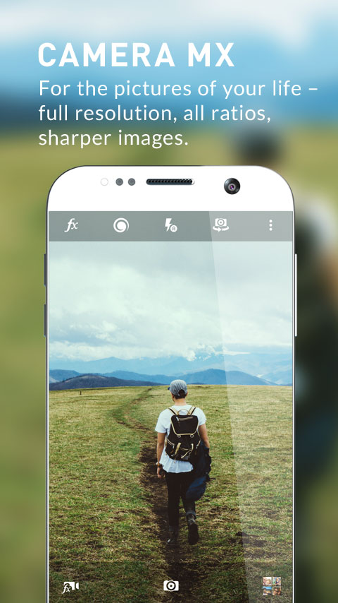 Camera MX Android