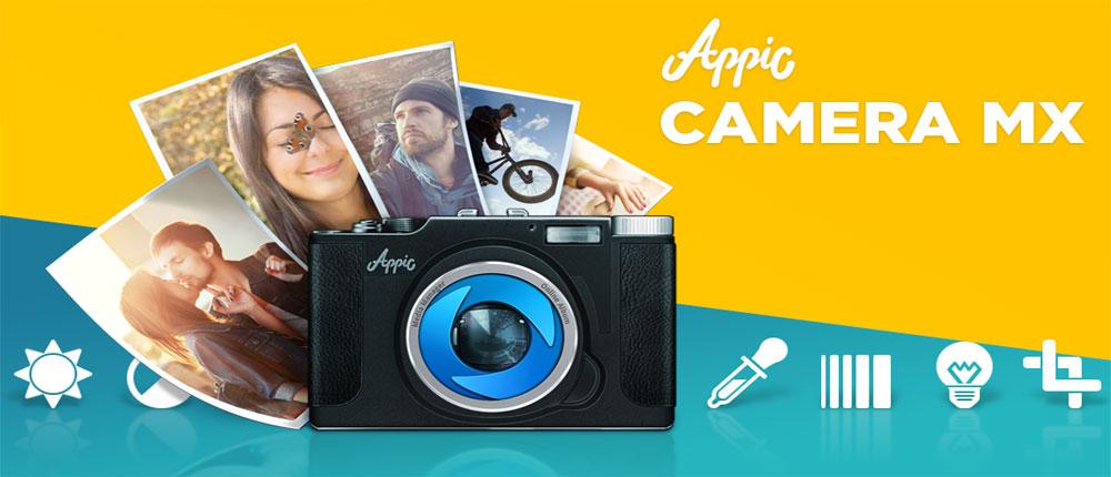 دانلود Camera MX - برنامه دوربین خارق العاده اندروید!
