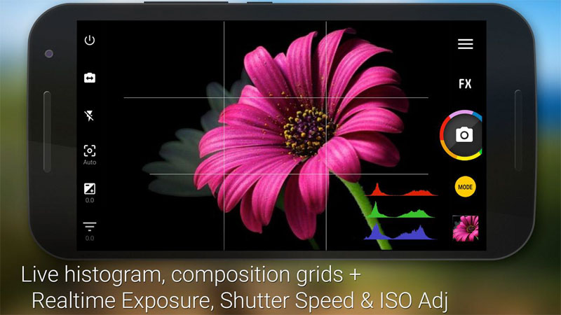 Camera ZOOM FX 2 دانلود Camera ZOOM FX Premium 6.0.2 – بهترین برنامه جذاب و جالب و خوب دوربین آندروید + پلاگین ها