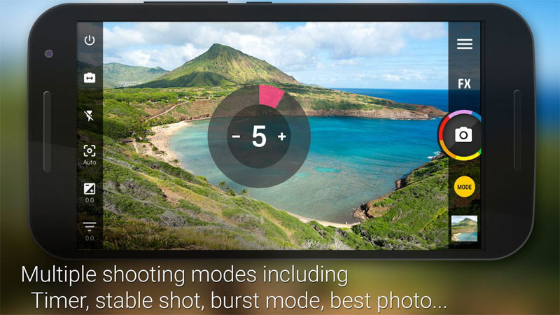 Camera ZOOM FX 3 دانلود Camera ZOOM FX Premium 6.0.2 – بهترین برنامه جذاب و جالب و خوب دوربین آندروید + پلاگین ها
