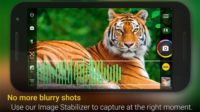 Camera ZOOM FX Android برنامه اندروید