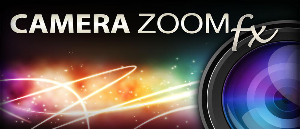 دانلود Camera ZOOM FX - بهترین برنامه دوربین اندروید + پلاگین ها