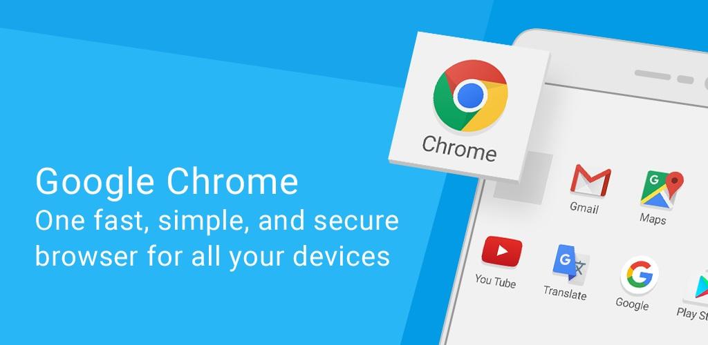 دانلود Google Chrome برای اندروید