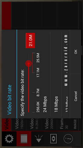 Cinema FV-5 Android - برنامه اندروید