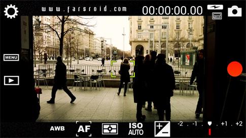 دانلود Cinema FV-5 - برنامه فیلمبرداری پیشرفته اندروید!