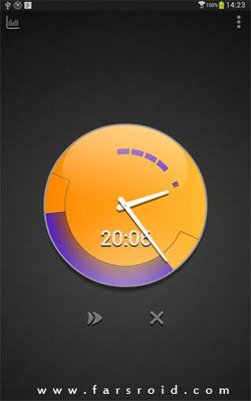 Clockwork Tomato Android - برنامه اندروید