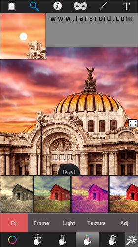 Color Effect Booth Pro Android - برنامه جدید اندروید