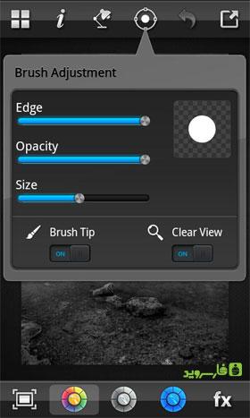 Color Splash FX Android - برنامه رایگان اندروید