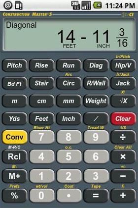 دانلود Construction Master 5 1.1.0 – ماشین حساب 20 دلاری اندروید!