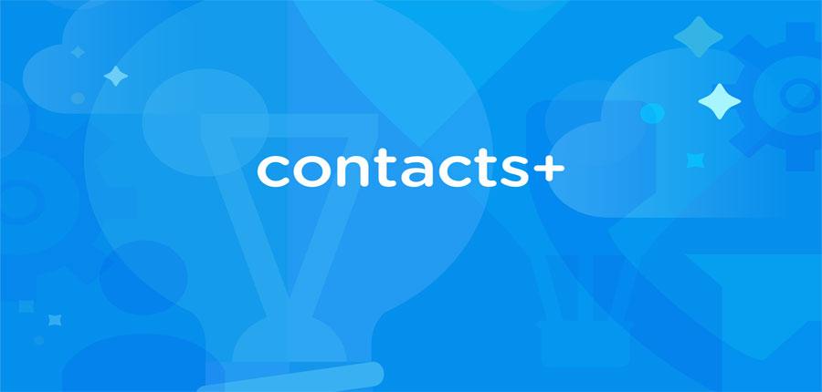 دانلود Contacts + - اپلیکیشن تماس و شماره گیر اندروید