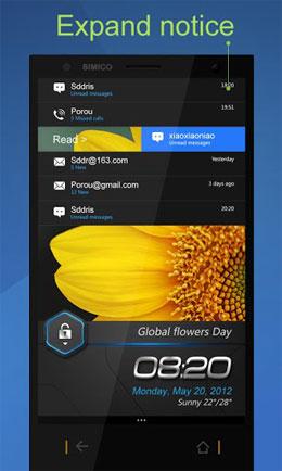 Creative Locker Android