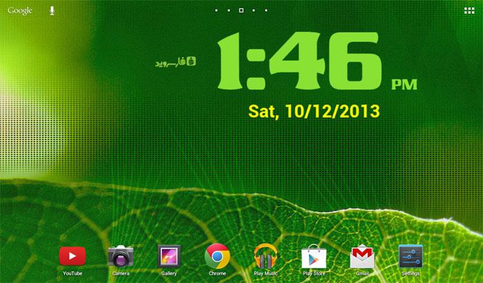 دانلود DIGI Clock Widget Plus - مجموعه ویجت ساعت اندروید !